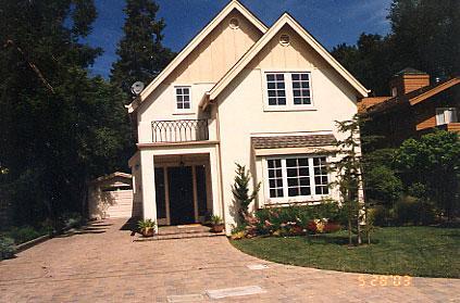 bay area construction of Atherton custom home
