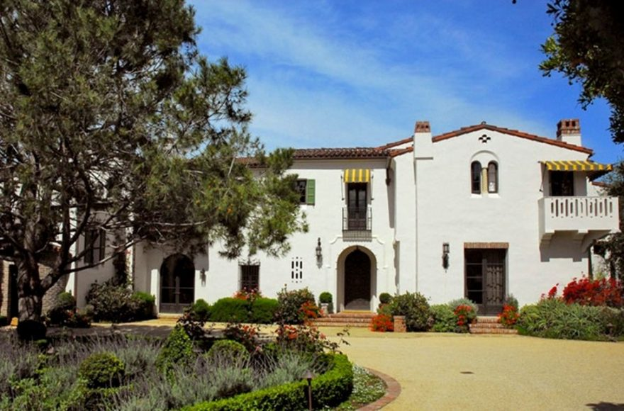 Home Building Ideas: The Spanish Style Home Design